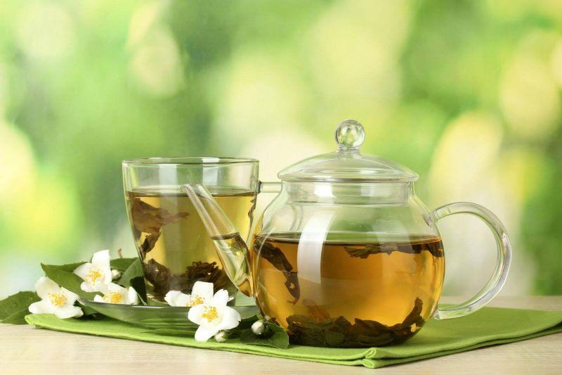 Trà xanh mật ong giúp giảm cân an toàn