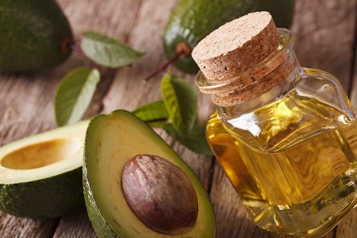 mặt nạ bơ mật ong với dầu oliu