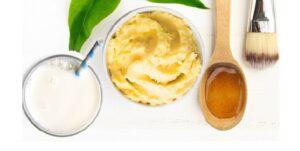 mặt nạ khoai tây mật ong và sữa tươi