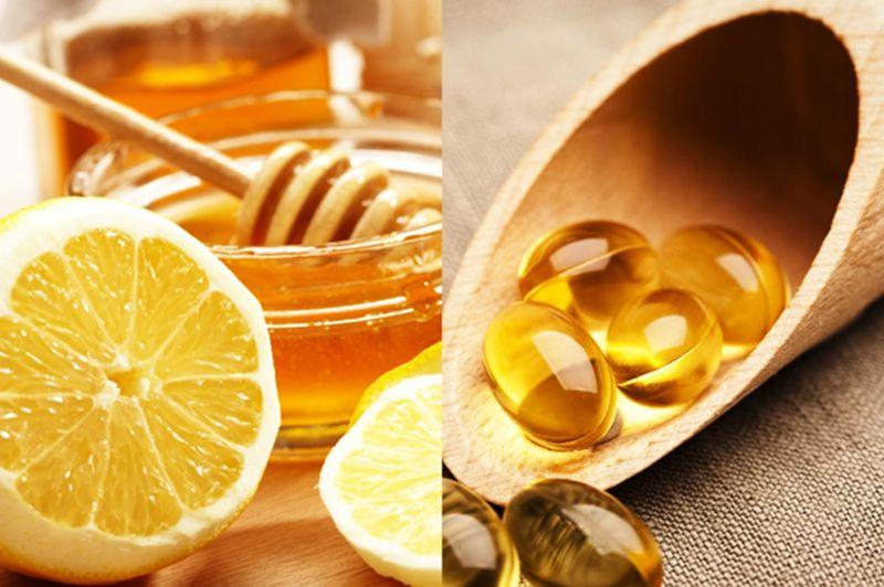 Mặt nạ bằng sữa ong chúa và vitamin E cho da khô
