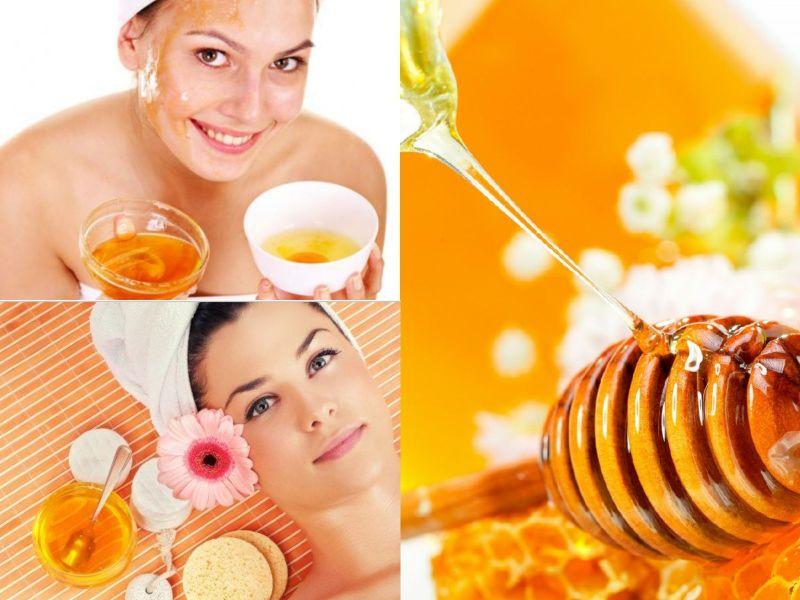 Dùng mật ong để phục hồi và chăm sóc cho làn da