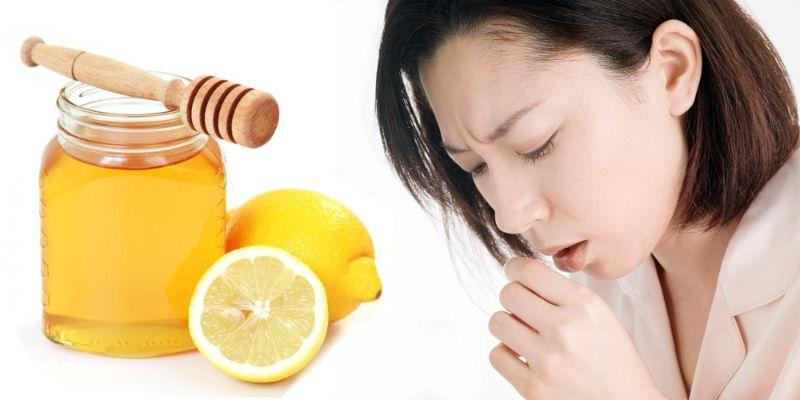 Mật ong chữa ho khan, ho đờm rất nhạy