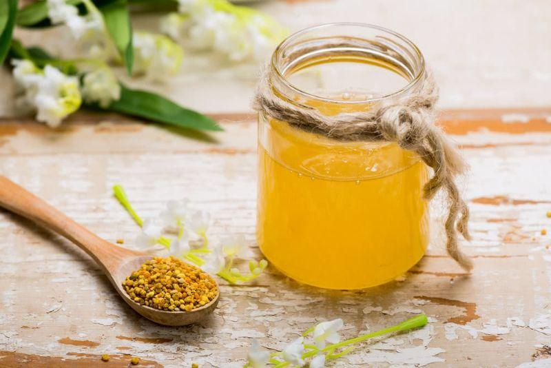 Tác dụng của phấn hoa có lợi cho sức khỏe