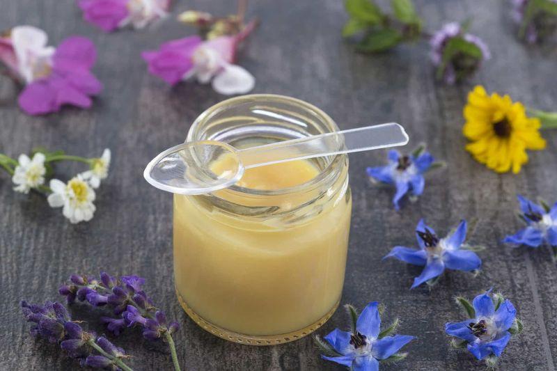 Tác dụng của sữa ong chúa cung cấp các dưỡng chất tốt cho cơ thể