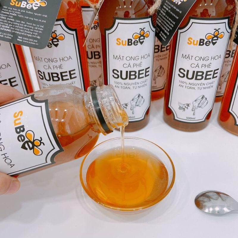 Chọn mật ong cà phê Subee để có được hũ tỏi ngâm mật ong chất lượng