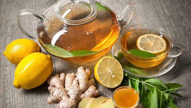Trà mật ong tốt cho sức khỏe