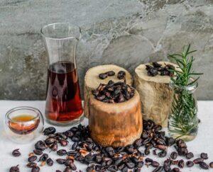 cách pha trà cascara mật ong