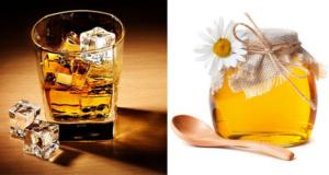 ngâm rượu mật ong