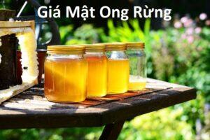 giá mật ong rừng