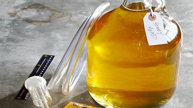 sử dụng mật ong lên men