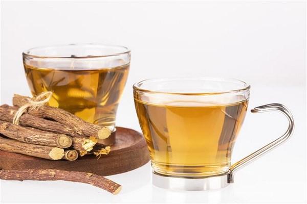 trà lipton mật ong cam thảo