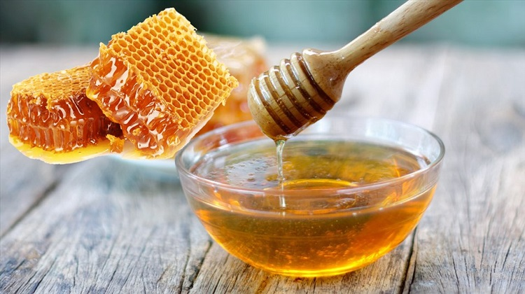 ứng dụng của mật ong trong y học