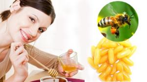 Tác dụng của sữa ong chúa với da mặt