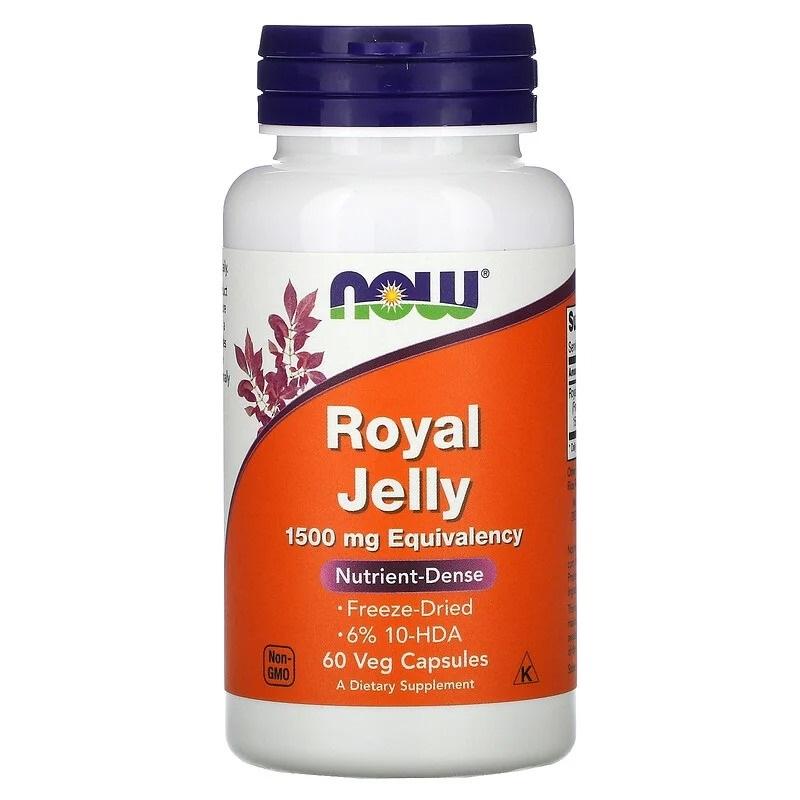 Viên uống sữa ong chúa Now Royal Jelly
